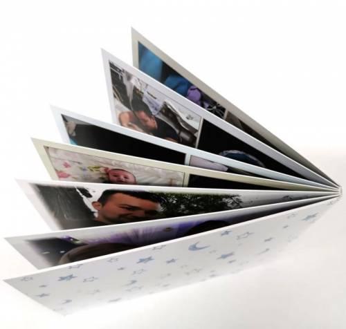 Album foto softcover ideal pentru mot