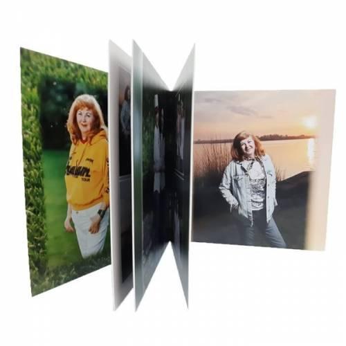 Album foto softcover ideal pentru ziua unei persoane dragi