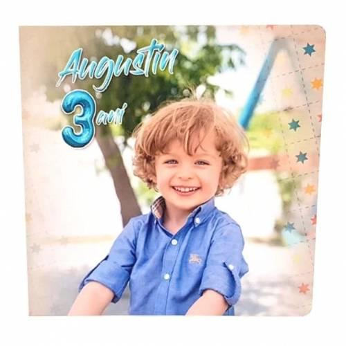 Album foto softcover ideal pentru aniversare