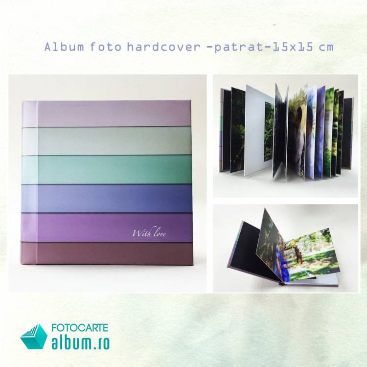 Album foto hardcover